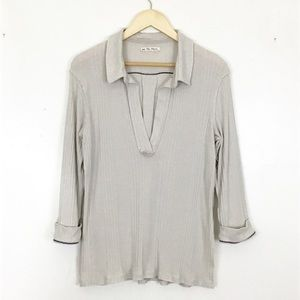 Free People Annie Pullover Top